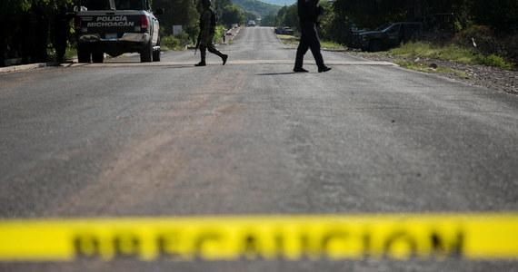 Makabryczna napaść na północy Meksyku. W ataku zginęły co najmniej trzy kobiety i sześcioro dzieci. To amerykańscy mormoni - niektóre ofiary spłonęły żywcem.