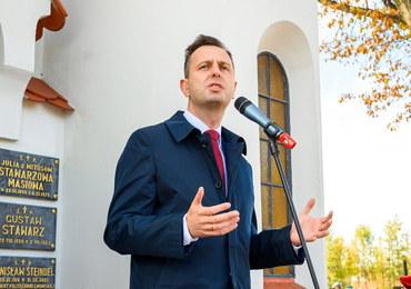 """Kosiniak-Kamysz o kandydatach PiS do TK: To  """"jakaś ustawka"""" dla prezydenta"""