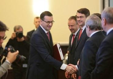 Morawiecki nie rezygnuje z podniesienia składek ZUS dla najbogatszych
