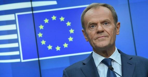 Dziękuję wszystkim, którzy rozumieją moją decyzję, przepraszam wszystkich nią zawiedzionych. Mnie też jest trochę smutno, ale od emocji i własnej ambicji ważniejsze są odpowiedzialność i uczciwa ocena sytuacji - napisał w środę na Twitterze szef Rady Europejskiej, b. premier Donald Tusk.
