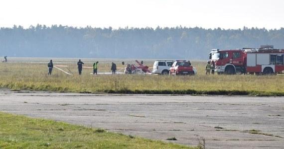Wypadek niewielkiego samolotu na lotnisku sportowym w Kamieniu Śląskim w powiecie krapkowickim na Opolszczyźnie. Ranni zostali dwaj obecni na pokładzie awionetki mężczyźni: 26-letni uczeń i 51-letni instruktor.