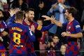 Primera Division: FC Barcelona - Real Club Celta de Vigo 4-1. Wielkie show Messiego