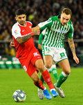 Primera Division: Real Betis Sewilla - Sevilla FC 1-2 w 13. kolejce