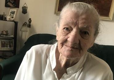 101-letnia pani Elżbieta: Urodziłam się z Polską