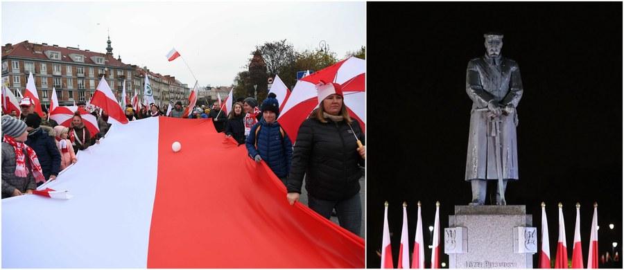 Tak Polska świętowała 101 Rocznicę Odzyskania