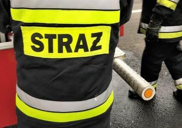 Pożar w kamienicy w Lublinie. Są wstępne ustalenia ws. przyczyn