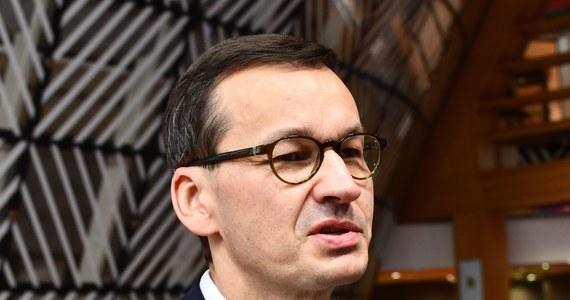 Najprawdopodobniej jeszcze w tym tygodniu - w czwartek wieczorem albo w piątek - przyszły premier Mateusz Morawiecki ma wygłosić expose. To ustalenia dziennikarzy RMF FM.