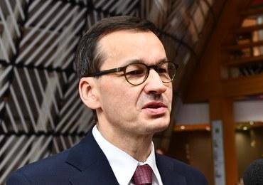 Expose premiera Morawieckiego możliwe jeszcze w tym tygodniu