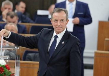 Tomasz Grodzki z KO wybrany na marszałka Senatu