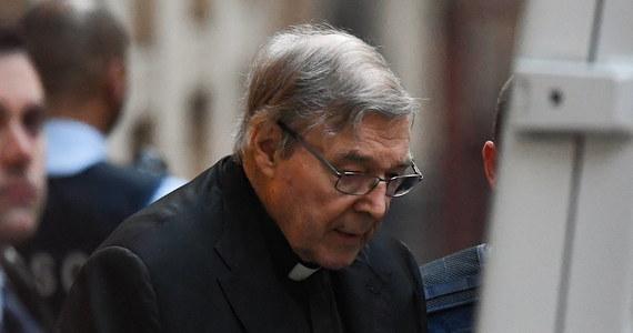 Sąd Najwyższy Australii zgodził się rozpatrzyć odwołanie, złożone przez kardynała George'a Pella, skazanego na 6 lat więzienia za pedofilię. Były prefekt watykańskiego Sekretariatu ds. Ekonomii przebywa w zakładzie karnym od marca.