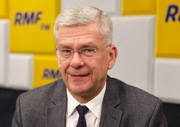 Karczewski: 1 głos zdecydował o zwycięstwie Grodzkiego. Następnym razem ktoś może zagłosować inaczej