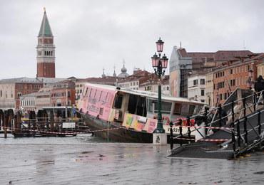"""Wenecja w 80 procentach pod wodą. """"Apokaliptyczne zniszczenia"""""""
