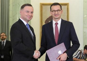 Sondaż: Morawiecki, Duda i Kidawa-Błońska z największym zaufaniem