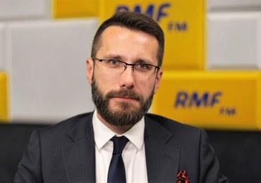 Radosław Fogiel: Nie zamierzamy się wycofywać z likwidacji limitu 30-krotności ZUS