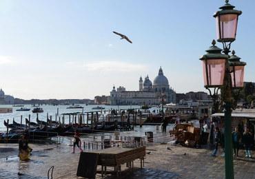 Najwyższy, czerwony alert w Wenecji. Alarm ekspertów ws. zabytków