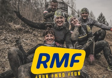 Biegun RMF do zdobycia, czyli Run Mud Fun w Gdyni!