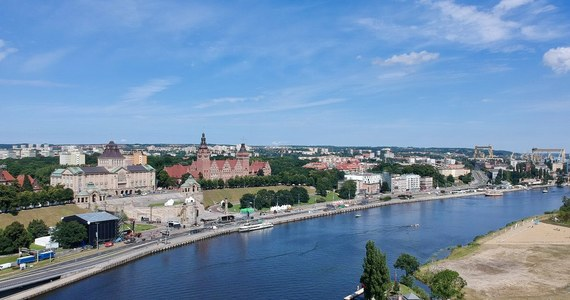 40 nowych syren alarmowych zawyło w Szczecinie. To testy modernizowanego systemu ostrzegania. Poprzedni, sterowany radiowo szwankował.