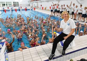 Blisko 250 uczestników Otylia Swim Tour w Katowicach i Sosnowcu