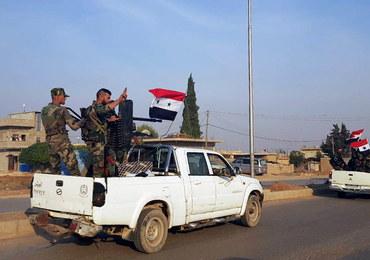 Co najmniej 14 osób nie żyje po zamachu bombowym w Syrii