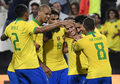 Mecz towarzyski. Brazylia - Korea Południowa 3-0