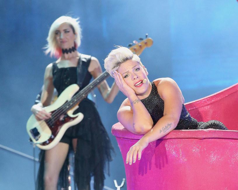 Amerykańska piosenkarka Pink w ostatnim wywiadzie wyznała, że planuje zawiesić karierę co najmniej na rok.