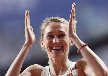 Brązowa medalistka MŚ trenuje na wiadukcie nad S8
