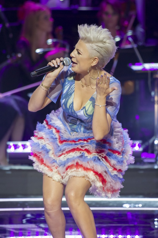 W piątek (22 listopada) 31 lat skończy Magda Narożna. Z tej okazji  wokalistka discopolowej grupy Piękni i Młodzi wybrała się z ukochanym do Rzymu.