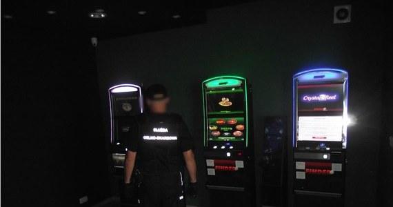Policja wyjaśnia sprawę ataku na funkcjonariuszy Krajowej Administracji Skarbowej z Opola. W nielegalnym salonie gier użyty został gaz pieprzowy. Urządzenie do jego rozpylenia zostało włączone automatycznie.