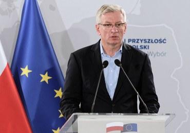 Jaśkowiak o starcie w prawyborach: Wsłuchałem się w to, co mówił Tusk