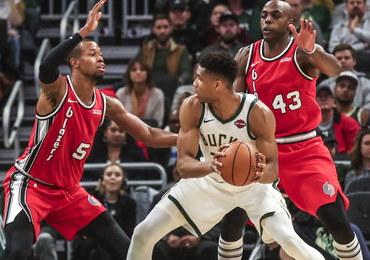 NBA: Kolejny znakomity występ Antetokounmpo