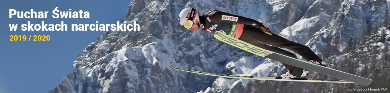 Puchar Świata w skokach narciarskich to cykl zawodów, w których mierzą się najlepsi skoczkowie. Na skoczniach na całym świecie prezentują swoje umiejętności i walczą o Kryształową Kulę – najcenniejsze...