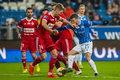 Lech - Piast 3-0. Badia: Tiba był dyrektorem meczu