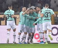 Serie A: Torino FC - Inter Mediolan 0-3. Inter depcze po piętach Juventusowi