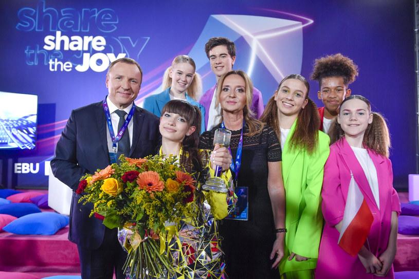Ponad 5 mln widzów śledziło w TVP triumf Viki Gabor w Konkursie Piosenki Eurowizji Junior 2019 w Gliwicach.