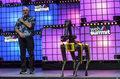 Policja w Massachusetts testowała psa-robota