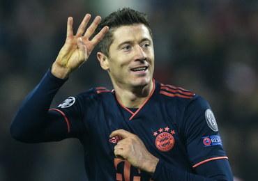 Robert Lewandowski znów zachwycił kibiców! Strzelił cztery gole w meczu z Crveną Zvezdą Belgrad
