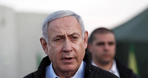 Izraelskie lotnictwo przeprowadziło we wtorek naloty na kilka obiektów Hamasu w Strefie Gazy. Była to odpowiedź na wystrzelenie z palestyńskiego terytorium dwóch rakiet w kierunku Izraela. Nie ma doniesień o zniszczeniach bądź ofiarach.