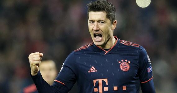 """""""To było coś wyjątkowego"""" - powiedział Robert Lewandowski po zdobyciu czterech goli w odstępie zaledwie 15 minut we wtorkowym meczu Bayernu Monachium z Crveną Zvezdą Belgrad. Tak szybko strzelić cztery bramki w Lidze Mistrzów nie udało się wcześniej nikomu."""