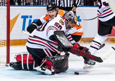 NHL: Hat-trick Davida Pastrnaka. Pewne zwycięstwo Bruins