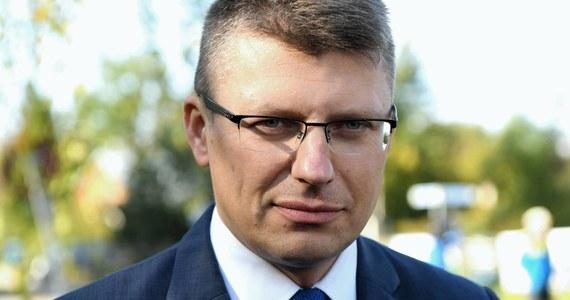 Marcin Warchoł nie jest już wiceministrem sprawiedliwości. W rozmowie z Onetem polityk mówi, że musiał się zrzec funkcji w administracji państwowej, by objąć mandat poselski.