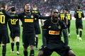 Liga Mistrzów: Slavia Praga - Inter Mediolan 1-3 w grupie F