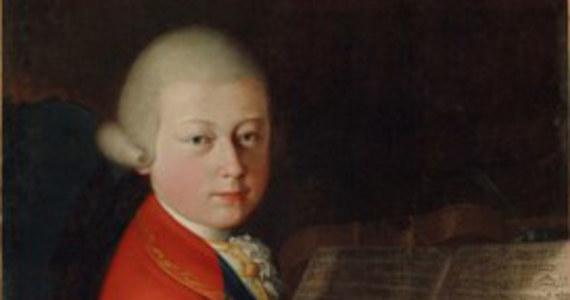 Cztery miliony euro - tyle zapłacono na aukcji w Paryżu za portret Wolfganga Amadeusza Mozarta, jeden z zaledwie czterech wykonanych za życia genialnego kompozytora.