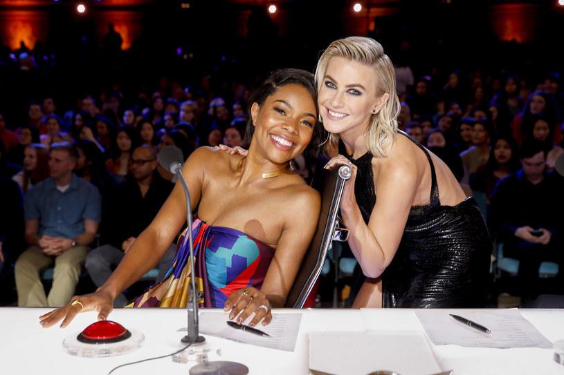 """Gabrielle Union i Julianne Hough nie będą już jurorkami amerykańskiej edycji """"Mam talent"""". Oficjalnie obie strony rozeszły się w dobrej atmosferze. Jak jednak ujawnił serwis Variety, na planie talent show miało dojść do licznych spięć, a jurorki miały określić atmosferę wokół programu jako toksyczną."""