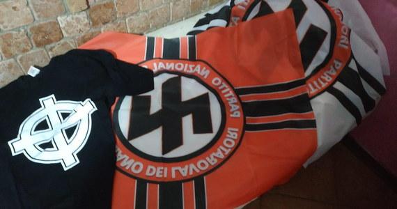 """19 ekstremistów we Włoszech zostało objętych śledztwem - ustalono bowiem, że próbowali założyć partię neonazistowską. Na czele grupy stała kobieta, która sama określała się jako """"sierżant Hitlera"""" - podały media."""