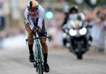 Wicemistrz olimpijski w kolarstwie rezygnuje ze startu przez trudną trasę