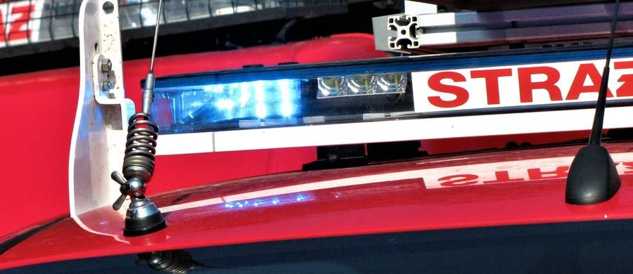 Zakończyła się akcja strażaków w miejscowości Szczawin na Dolnym Śląsku. Po rozszczelnieniu gazociągu ewakuowano mieszkańców okolicznych budynków.