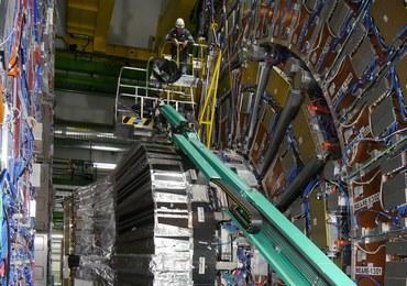 "Eksperyment CMS: Tam ""wpadł"" bozon Higgsa"