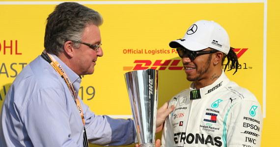 Robert Kubica (Williams) zajął 19. miejsce w ostatnim wyścigu w tym sezonie mistrzostw świata Formuły 1 - o Grand Prix Abu Zabi. Zwyciężył Brytyjczyk Lewis Hamilton (Mercedes), który już wcześniej zapewnił sobie szósty w karierze tytuł.