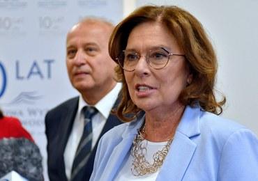 Kidawa-Błońska: Nie może być tak, że sędziowie są zastraszani