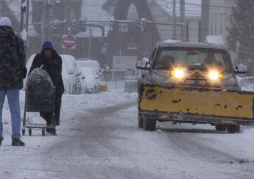Atak zimy na wschodzie USA. Tysiące lotów opóźnionych